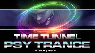DJ Paulo Arruda – Time Tunnel – PSY TRANCE
