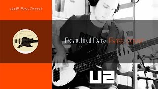 U2 Beautiful Day Bass Cover TABS daniB5000
