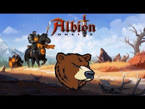 Albion Online - Grind RedT5+/Expedice