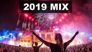 New Year Mix 2019   Best Of EDM Party Electro House & Festival Music