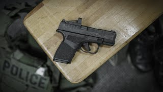 Springfield Hellcat - 11 rounds of 9mm in a micro compact package!