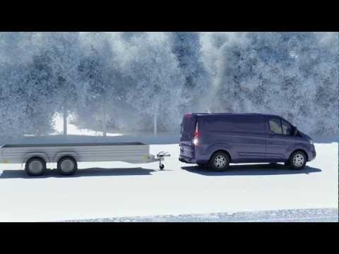 Ford  Transit Custom VAN Фургон класса M - рекламное видео 3
