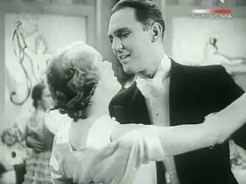 "Walc z filmu ""Pani minister tańczy "" (1937) reż.  Juliusz Gardan"