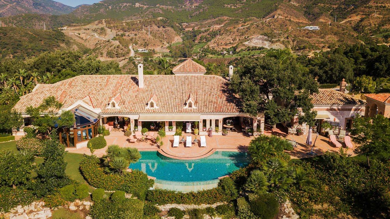 Outstanding Elegant Classic Mediterranean Luxury Villa, Zagaleta, Benahavis