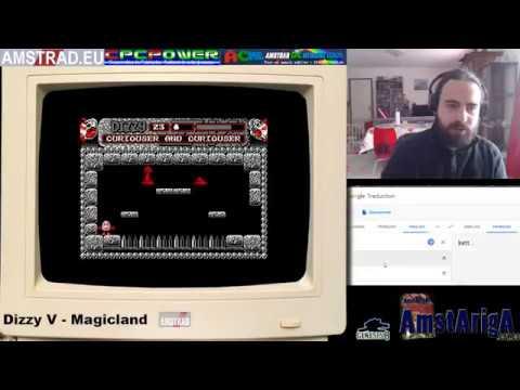 2019-01-22 – Dizzy Magicland