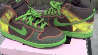 "Nike SB ""De La Soul"" Dunk High Review"