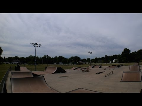Michigan City Skatepark Tour!