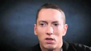 Eminem Interview (Top 10 Rappers)