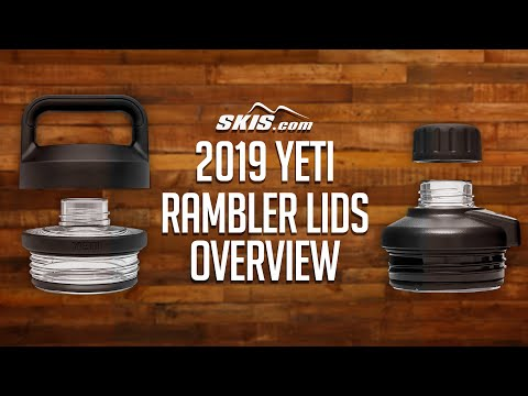 Video: 2019 Yeti Rambler Lids Lineup Overview