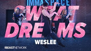 Sweat Dreams   WESLEE | Zachary Venegas Choreography | @immaspace 2018