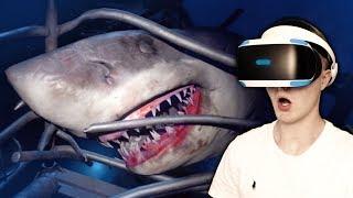 HAJ ANGRIBER I VR! // (PlayStation 4 VR)