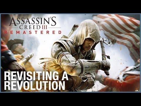 Assassin's Creed III Remastered: Revisiting a Revolution for the Series   Gameplay   Ubisoft [NA]