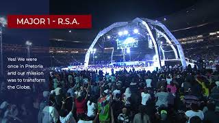 Once Upon A Time In South Africa, There Was A Man On A Mission | Prophet Shepherd Bushiri