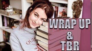 SEPTEMBER WRAP UP & OCTOBER TBR | Book Roast