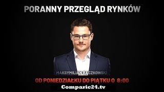 Poranek z Rynkami Maksymilian Bączkowski 30.08.2019