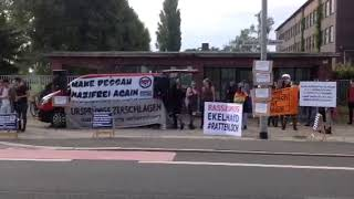 Protest gegen AfD-Parteitag