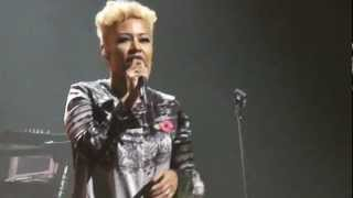 Emeli Sande Performs Where I Sleep Live At Birmingham Symphony Hall 08.11.12 003.MP4