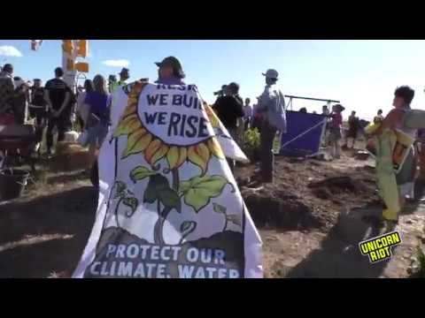 "[LIVE] ""Stop Fracking Our Future"" Climate Action in Colorado"