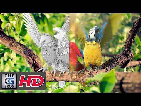"CGI & VFX Showreels: ""Compositing Reel"" – by Nawadoln Siributr"