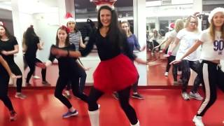 Rockin around the Christmas tree - Dance Fitness Patrycja Krawiecka