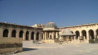 الرئيس الشيشاني رمضان قاديروف يقدم دعما لترميم الجامع الأموي في حلب