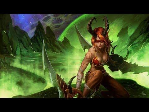 World of Warcraft - Lovci démonů | Bukk a Větřík