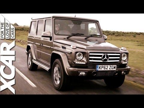 Mercedes-Benz G-Class: It gets under your skin