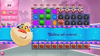 Candy Crush Saga Level 3327 NO BOOSTERS
