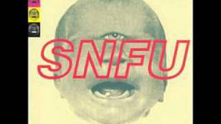 SNFU - Bumper Stickers
