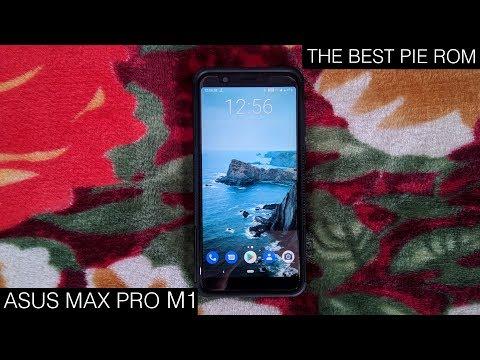 Pixel Dust PIE 9 0 (GSI) ROM on Zenfone Max Pro M1 | Treble ROM