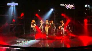 4minute - Who's Next & Huh (ComeBack Stage)