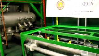 Green Hydrogen as FUEL for MW scale On-Site HVAC (Heating / Cooling) and Micro-Turbine generated Pri