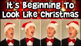 It's Beginning To Look Like Christmas (A Cappella Barbershop Quartet) - Julien Neel