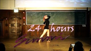 [CC - RuNa] Sunmi - 24Hours @KCU Final Round | Contest Performance