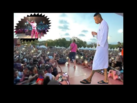 Download Otile Brown live performance in Mombasa   Mama ngina waterfront   world tourism day HD Mp4 3GP Video and MP3