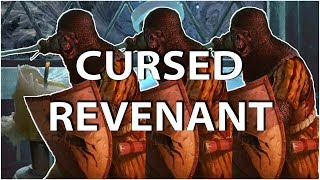 Gwent: The Witcher Card Game - Northern Realms Cursed Revenant deck - Henselt Gameplay