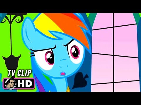 MY LITTLE PONY: FRIENDSHIP IS MAGIC Clips (2010)