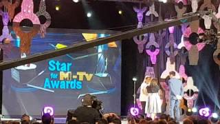 Jake Ejercito - New Male TV Personality at Star Awards for TV