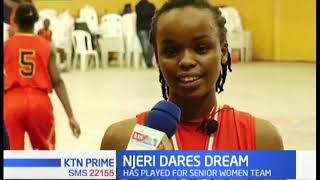 Caroline Njeri bags gold in AAG