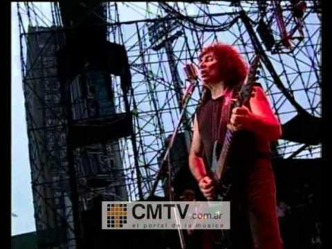 Riff video En la ciudad del gran río - Monster of Rock 1997