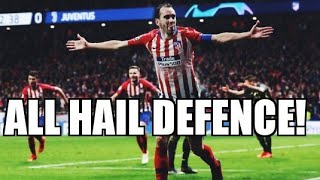 Atletico Madrid 2-0 Juventus Post Match Analysis | Champions League Reaction Review