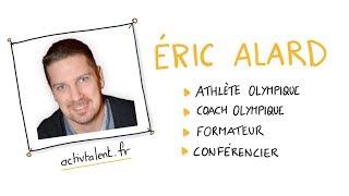 Vignette de Interview d'Éric Alard, coach olympique et utilisateur de la carte mentale.