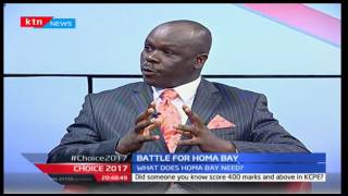 Choice 2017: Battle Royale for Homa bay county ahead of 2017 General Elections, 5/12/16 Part 2