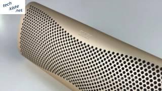 KEF MUO Soundtest and Comparison