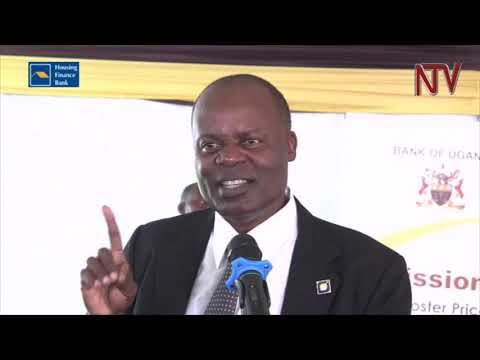 Bank Of Uganda tips private sector on investment options