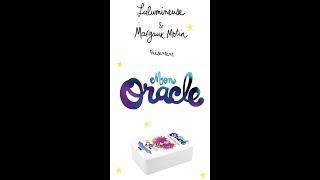 Mon Oracle - Présentation par les autrices - Autres - MON ORACLE