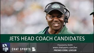 Top 10 Jets Head Coach Candidates To Replace Todd Bowles In 2019 (If He's Fired)