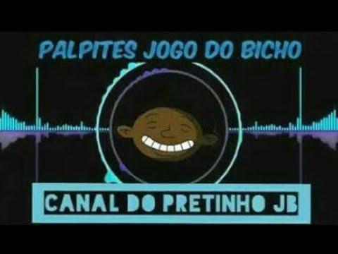 PALPITES PARA O JOGO DO BICHO✔ 03/06/2019✔ CANAL DO PRETINHO JB