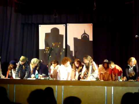 My School Musical Orphanage Scene 2009