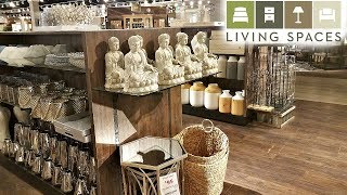 Shop WITH ME LIVING SPACES HOME DECOR WALL ART HOME IDEAS MAY 2018